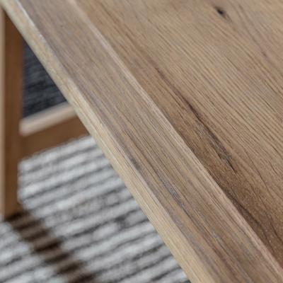 Kielder Solid Oak Desk image 7