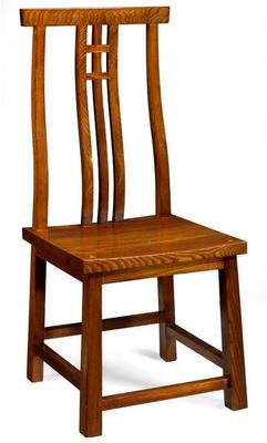 Elm Wood Dining Chair