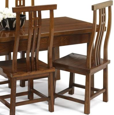Elm Wood Dining Chair image 2