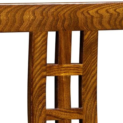 Elm Wood Dining Chair image 4