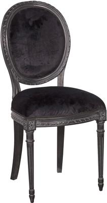 Black French Dining Chair