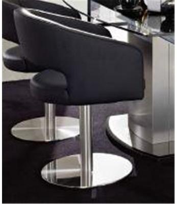 Berlin swivel dining chair