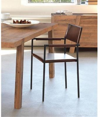 Gufo dining chair (with arms) image 2