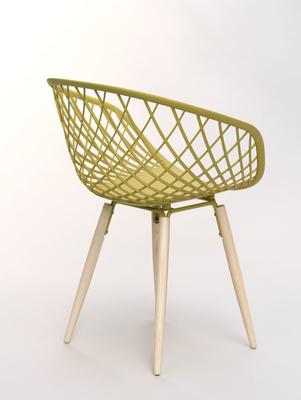 Sidera Chair - Wood Legs image 7