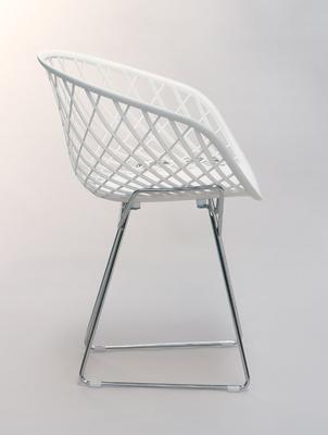 Sidera Chair - Slide Metal Legs image 2