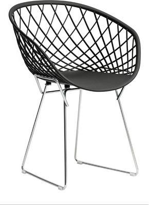 Sidera Chair - Slide Metal Legs