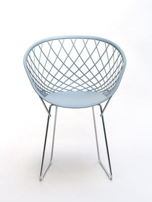 Sidera Chair - Slide Metal Legs image 3