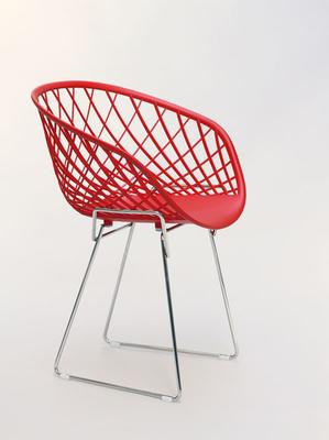Sidera Chair - Slide Metal Legs image 4