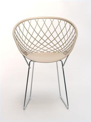 Sidera Chair - Slide Metal Legs image 5