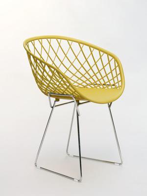 Sidera Chair - Slide Metal Legs image 6