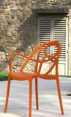 Etoile Contemporary Armchair Polypropylene image 9