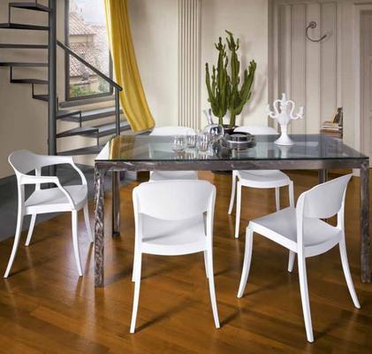 Strass Modern Italian Chair