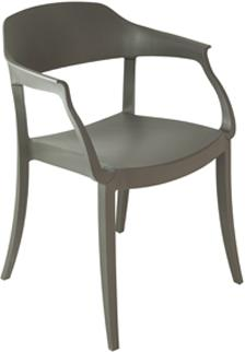 Strass Italian Armchair Modern Stackable Design image 7