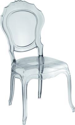 Ameline Acrylic Chair - Colours