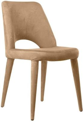 Upholstered Modern Dining Chair image 4