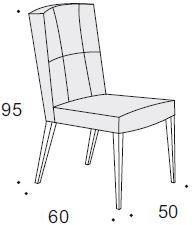 Dune dining chair image 3