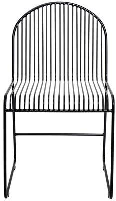 Bloomingville Friend Iron Dining Chair image 2