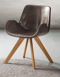 Shell dining chair image 2