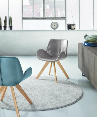 Shell dining chair image 4