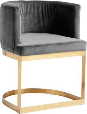 Half Circle Dining Chair image 3