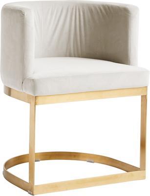 Half Circle Dining Chair image 5