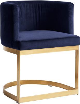 Half Circle Dining Chair image 6