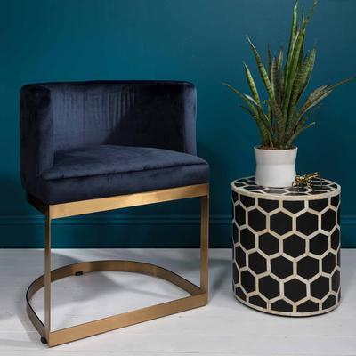 Half Circle Dining Chair image 8