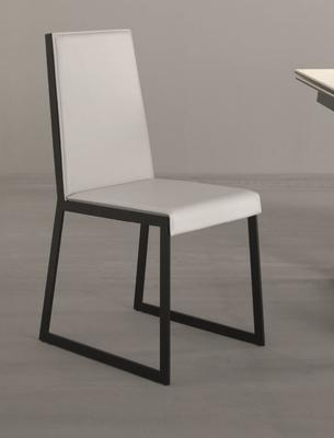 Metric dining chair