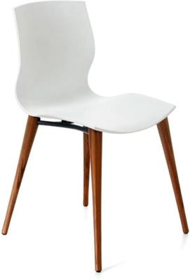 Eva dining chair (wood legs) image 4