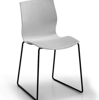 Eva dining chair (metal legs) image 6