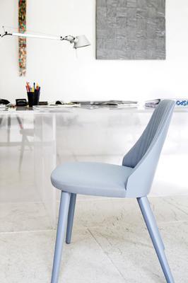 Break dining chair (Beechwood legs) image 5