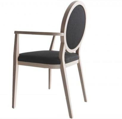 Plaza dining chair (with arms)