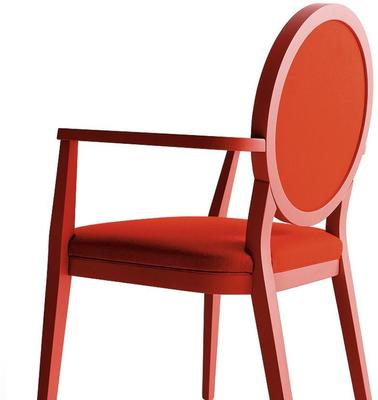 Plaza dining chair (with arms) image 3