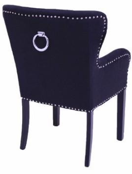 Anzi Dining Chair - Black image 2