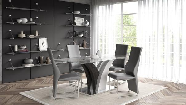 Remo dining chair image 6