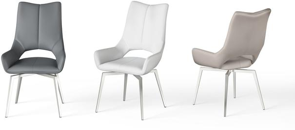 Spinello swivel dining chair