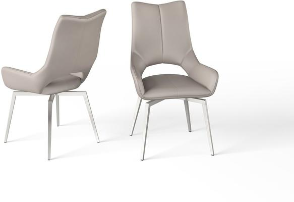 Spinello swivel dining chair image 3