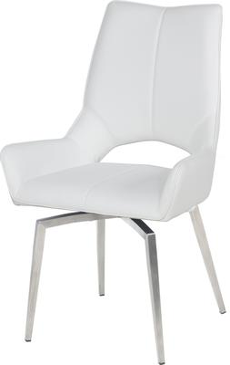 Spinello swivel dining chair image 10