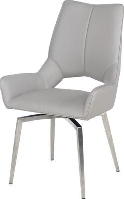Spinello swivel dining chair image 11