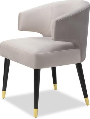 Mia Velvet Deco Dining Chair