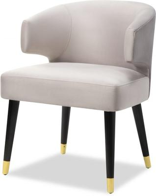 Mia Velvet Deco Dining Chair image 5