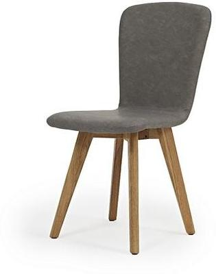 Staten (faux leather) dining chair image 2