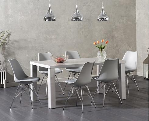 Tilas dining chair image 5