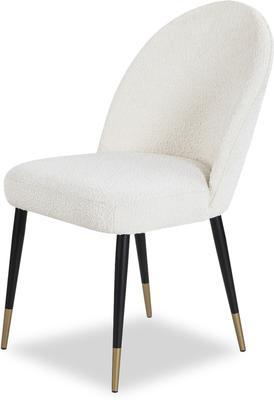 2 x Alfa Velvet Dining Chairs image 20