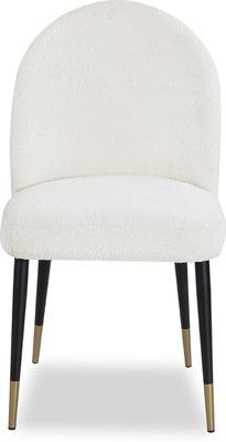 2 x Alfa Velvet Dining Chairs image 21