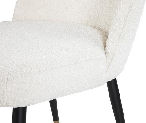 2 x Alfa Velvet Dining Chairs image 23
