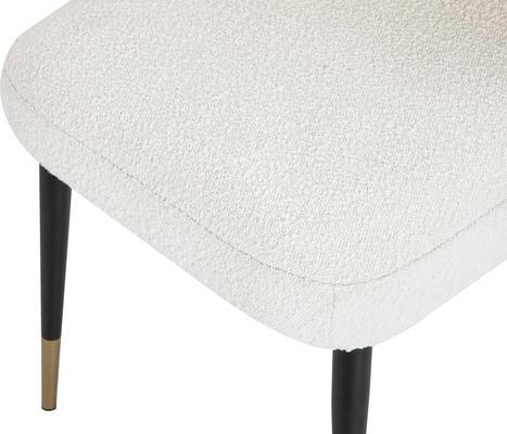 2 x Alfa Velvet Dining Chairs image 24