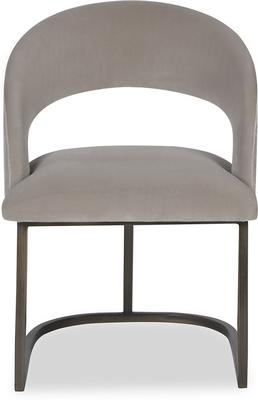 Alfie Velvet Dining Chair image 8