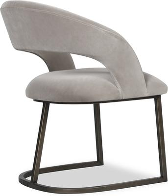 Alfie Velvet Dining Chair image 9