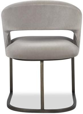 Alfie Velvet Dining Chair image 10
